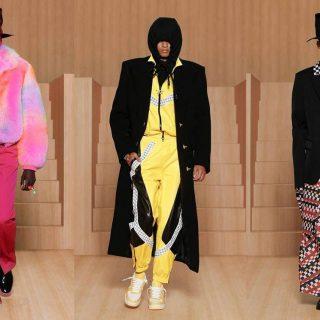 Nézd meg a Louis Vuitton gendersemleges rave kollekcióját videón!