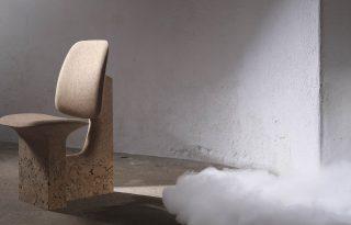 Parafából készít mesés bútorokat a francia dizájner