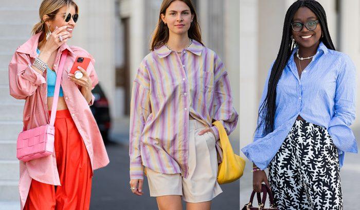 Oversize ingek, amiktől lelazul a nyár is