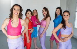 Sportos testek a fókuszban a Szeretest új kampányában