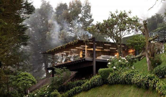 Álomvilla a buja ecuadori erdőben