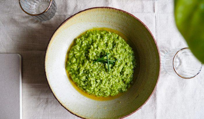 Készíts pestót 5 perc alatt reteklevélből!