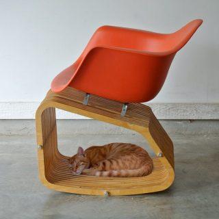 Macskánkat is elringatja a menő dizájnszék