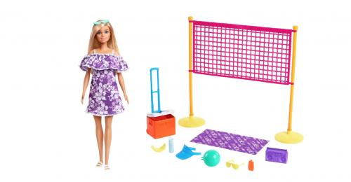 Strandoló Barbie-k készültek óceáni hulladékból