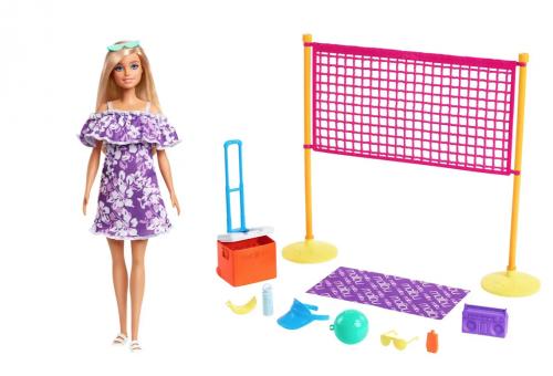 Strandoló Barbie-k készültek óceánba tartó hulladékból