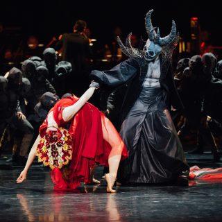 Varázslatos Szegedi Kortárs Balett jelmezek Mojzes Dórától