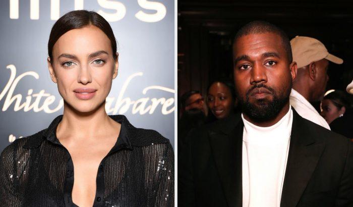 Senki nem tudja, mi van igazából Kanye West és Irina Shayk között
