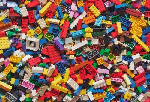 Ez a jó módszer a Lego-építmények tisztítására!