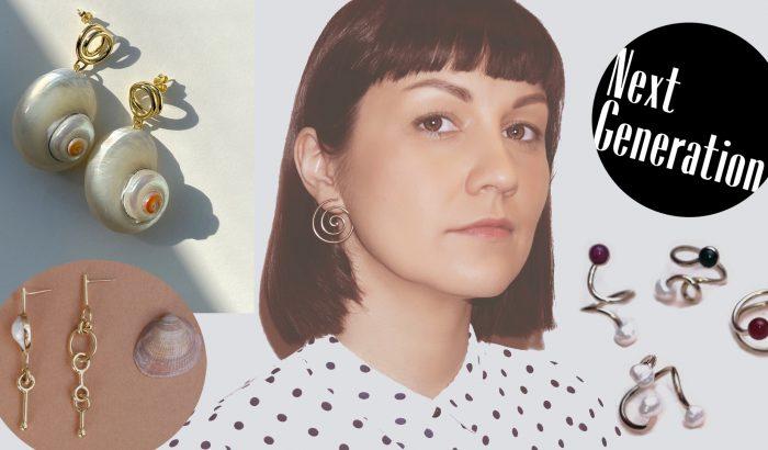 Next Generation: Bárczi Brigitta, a Maera ékszertervezője