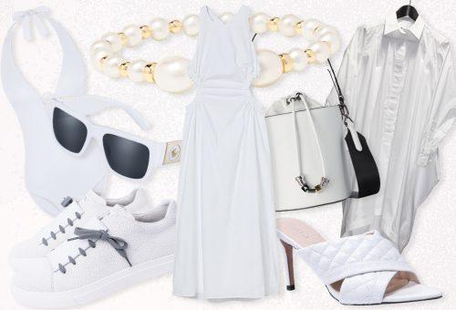 Letisztult üdeség – 10+1 hófehér ruha és kiegészítő