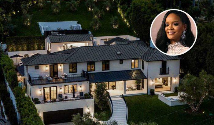 Egy budapesti lakás áráért beköltözhetsz Rihanna luxusvillájába