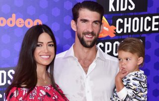 Ilyen nagyok már Michael Phelps szupercuki gyerekei