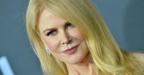 Nicole Kidman rövid hajjal sokkolta rajongóit