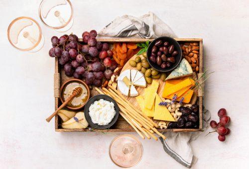 Távol a sütőtől: antipasto tálak isteni magyar borral