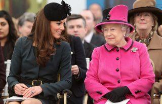 A királynő kezdetben nem volt elragadtatva Katalintól
