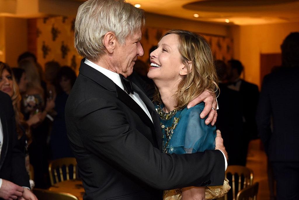 Harrison Ford és Calista Flockhart