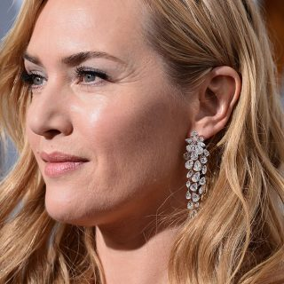 Kate Winslet a menstruációs ciklusához igazítja a sminkelést