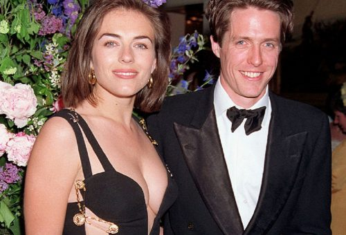Egy nejlonszatyorban kapta Liz Hurley az ikonikus, biztosítótűs Versace ruhát