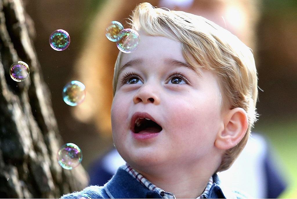 5 alkalom, hogy György herceg és Vilmos herceg összeöltözött - apa-fia szettek