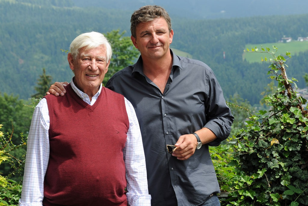 Ellmau, a Hegyi doktor - Újra rendel forgatási helyszíne Ausztriában