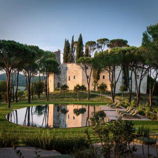Mesés hotel lett az 1000 éves olasz kastélyból