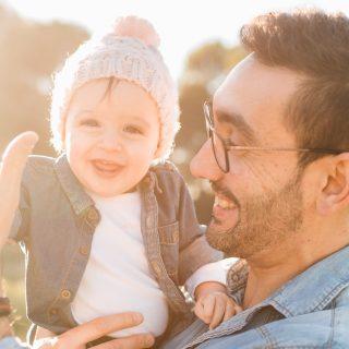 Már a gyerek születése előtt megjósolható, milyen apa lesz egy férfi