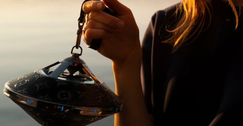 Retikülszerű hangfalat dobott piacra a Louis Vuitton