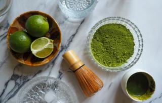 Zöld hűsítő nyárra: a matcha-tonik
