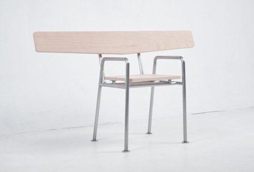 Magányos lazuláshoz terveztek széket