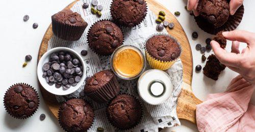 A legkönnyebb desszert: 5 muffinrecept édesség utáni sóvárgás ellen