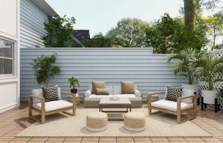 Ha idén (is) otthon nyaralsz, tedd stílusossá hozzá az erkélyt!