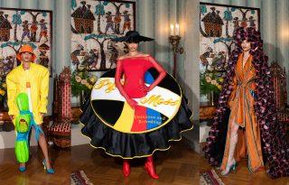 Az ayahuasca inspirálta a Pyer Moss couture kollekciót