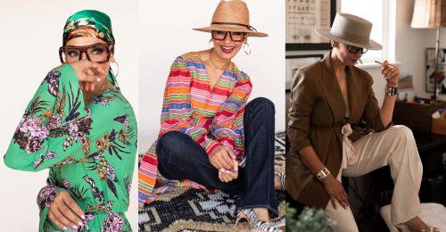 Egy 54 éves stylistért rajong a fél internet