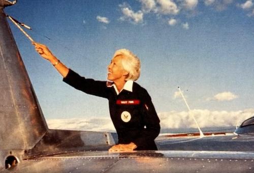 Első számú női pilóta volt, a NASA mégis elutasította: Mary Wallace Funk 82 évesen lett űrhajós