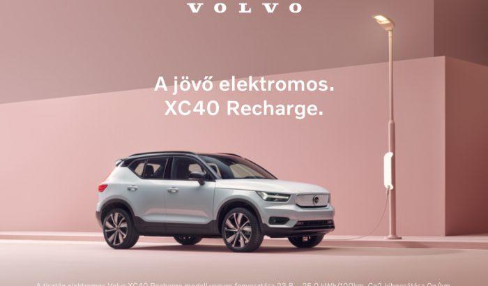 Volvo Újratöltve