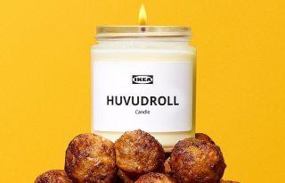 Inhalálnád illatgyertyából az IKEA húsgolyóit?