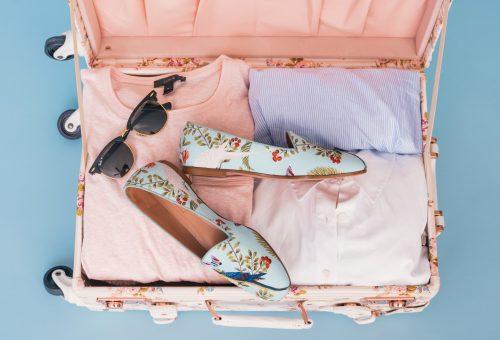 A TikTok kedvenc poggyászrendszerezője megkönnyíti a bőröndbe pakolást