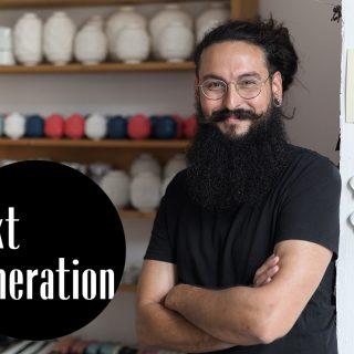 Next Generation: Botos Balázs keramikusművész