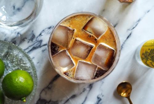 A legmenőbb nyári kávé: espresso-tonik