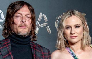 Újabb sztárházasság a láthatáron: Diane Kruger és Norman Reedus végre eljegyezték egymást