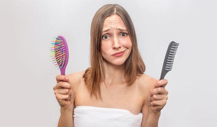 Csak 3 dolog kell a makulátlanul tiszta hajkeféhez