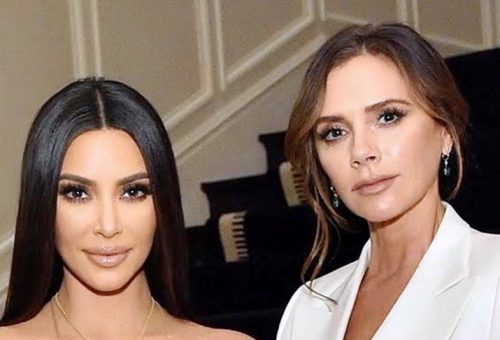 Victoria Beckhammel lépne tovább válása után Kim Kardashian