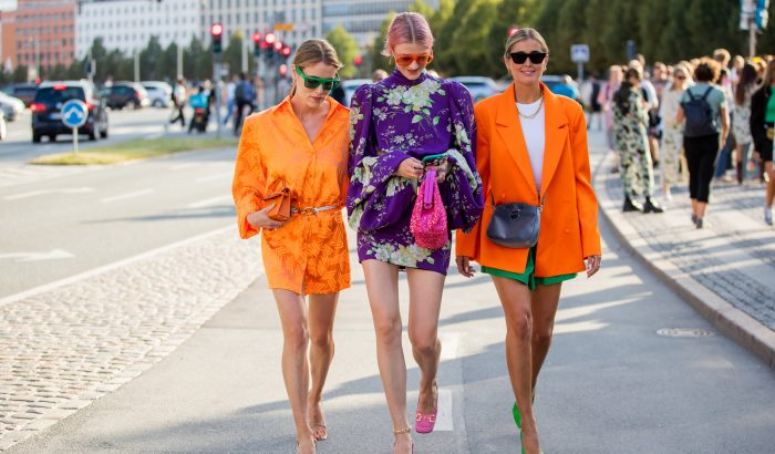 Koppenhágai divathét: az utcai divat ellopta a show-t