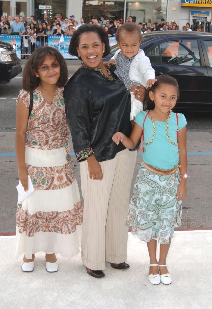 Chandra Wilson, a Grace klinikában Miranda Bailey