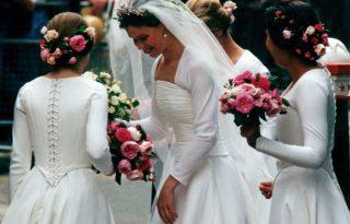 Egy különleges ismétlődés a királyi esküvőkön, amit csak kevesen vesznek észre