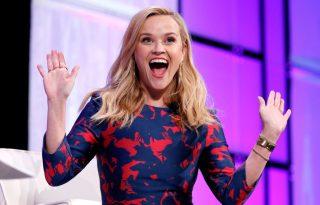 Reese Witherspoon tánccal ünnepelte, hogy a gyerekei végre iskolába mentek