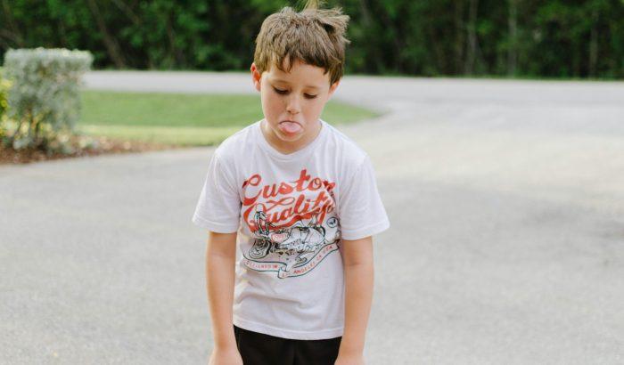 3 jel, hogy a gyermeked szorong az iskolakezdés miatt