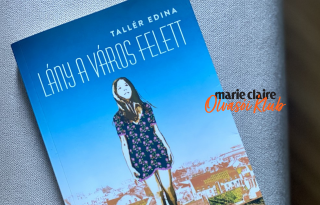 Marie Claire Olvasói Klub – Tallér Edina: Lány a város felett