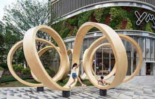 Végtelen installáció épült Hongkongban