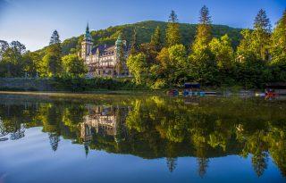 Akár egy mesebeli kastély, csak épp a Bükk hegységben